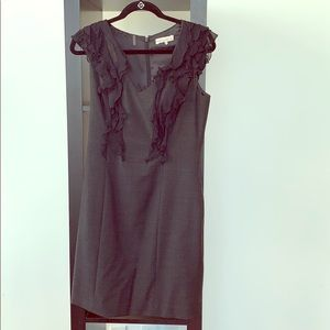 Rebecca Taylor Dress Grey Size 8